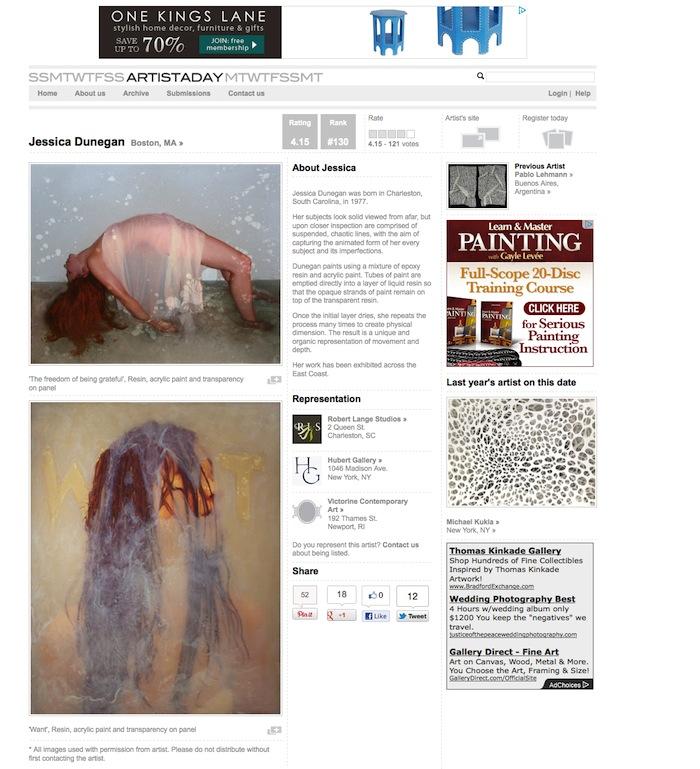 ArtistADay.com